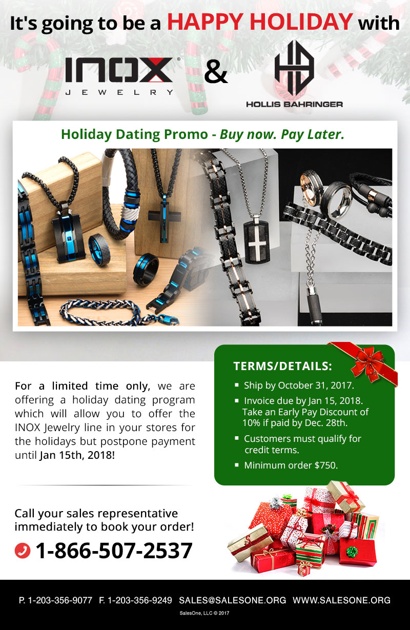Holiday Dating Promo