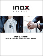Inox Men's Jewelry Line Sheet 2018