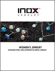 Inox Women's Jewelry Line Sheet 2018