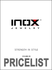 Inox Catalog 2016 Vol. 20 Pricelist