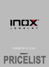 Inox Catalog 2016 Vol. 21 Pricelist